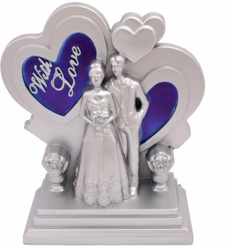 LOVERS SCULPTURE PREGNANT COUPLE CHRISTMAS GIFT NEW MOTHER NEW FATHER FERTILITY