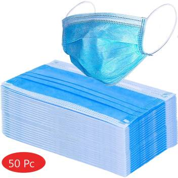 And Face Shaping 50 1 Pcs Respirator 3 Mask Disposable Loomantha