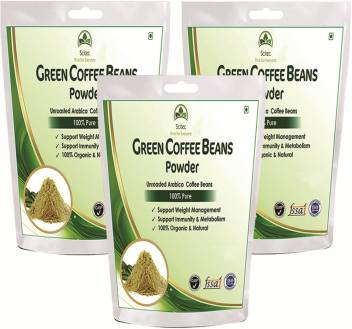 Scitec Green Coffee Beans Powder For Weight Loss Instant Coffee