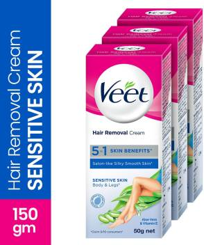 Veet Silk And Fresh Hair Removal Sensitive Skin Cream Price In