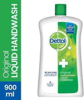 Dettol Original Liquid Hand Wash Refill Bottle
