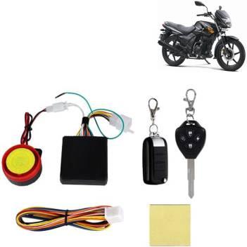 DvineAutoFashionZ Two-way Bike Alarm Kit Price in India - Buy