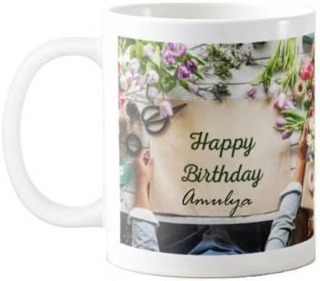 Exocticaa Amulya Happy Birthday Quotes 65 Ceramic Coffee Mug Price In India Buy Exocticaa Amulya Happy Birthday Quotes 65 Ceramic Coffee Mug Online At Flipkart Com
