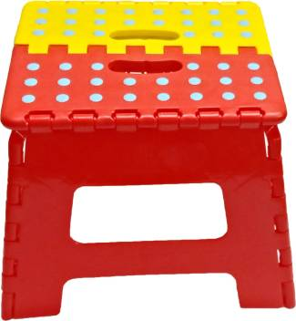 Cool Gift Collection Deluxe Easy Folding Stool With Anti Skit Ibusinesslaw Wood Chair Design Ideas Ibusinesslaworg