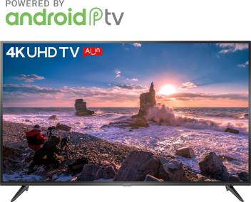 iFFALCON by TCL AI Powered K31 108cm (43 inch) Ultra HD (4K) LED Smart  Android TV with HDR 10