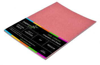 Paper Pep Holographic Card Sheets 250GSM Regular 30 cm