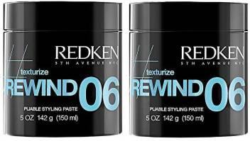 Redken Rewind 06 Pliable Styling Paste