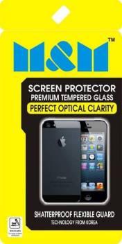 M&M Tempered Glass Guard for Huawei Honor 8X - M&M : Flipkart com
