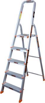 Prime Premium 5Steps (4+1) Aluminium Ladder Price in India