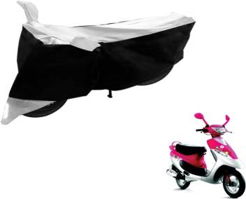 Flipkart SmartBuy Two Wheeler Cover for TVS Price in India - Buy