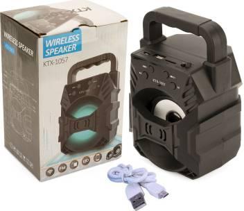Buy LIFEMUSIC KTX-1057 Wireless Speaker,Portable Ultra loud 3D