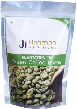 Hanman Nutritions Hanman Nutrition Green Coffee Beans 500 G