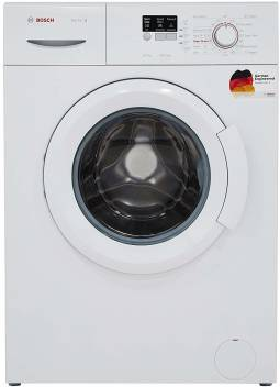 Bosch 6 kg Fully Automatic Front Load with In built Heater White WAB16060IN  Bosch Washing Machines