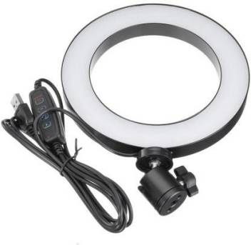 Zootster Ring Light 10 Inch 1 Lx Camera Led Light Price In India Buy Zootster Ring Light 10 Inch 1 Lx Camera Led Light Online At Flipkart Com