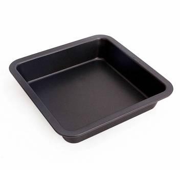 Shree Shyam Creations Square Shape Cake Mould Teflon Non Stick Removable Baking Tin Made Using Carbon