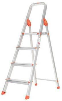 Bathla Advance 4 Step Foldable Aluminium Ladder Price In India Buy Bathla Advance 4 Step Foldable Aluminium Ladder Online At Flipkart Com