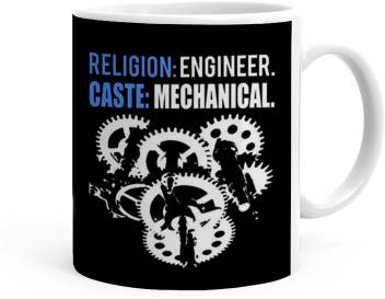Kesri Gifts Mechanical Engineer Theme