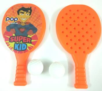 Monika Sports Kids Badminton Racket with 2 balls / Tennis Racket - Kids  Badminton Racket with 2 balls / Tennis Racket . shop for Monika Sports  products in India. | Flipkart.com