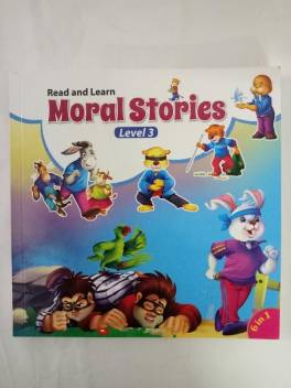 Read And Learn Moral Stories Level 3: Buy Read And Learn Moral Stories  Level 3 by Golden Minds at Low Price in India | Flipkart com