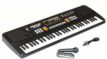 VK ENTERPRISE Big Fun Musical Electronic Keyboard Piano