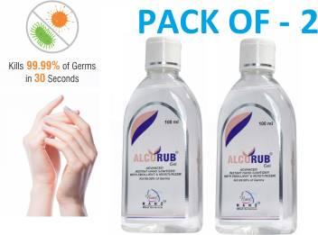 Alcorub Cutaneous Solution Hand Sanitizer 500ml Alcohol Hand Rub