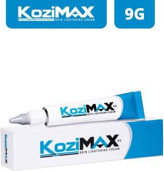 Kozimax Skin Lightening Price In India Buy Kozimax Skin Lightening Online At Flipkart Com