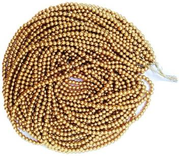 Fashion Cer 3 Mm Antique Gold Beads
