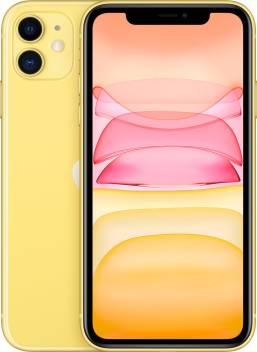 Apple Iphone 11 Yellow 64 Gb