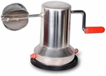 Electrical Table Mounted Coconut Flesh Scraper Grater Shreader Sheredder machine