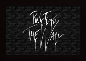 Pink Floyd The Wall Music Framed Poster Paper Print Music