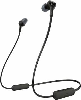 Sony Wi Xb400 Bluetooth Headset Price In India Buy Sony Wi Xb400 Bluetooth Headset Online Sony Flipkart Com