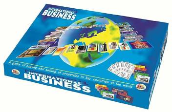Mothercare International Business Board Game Family Game Multicolor Money Assets Games Board Game International Business Board Game Family Game Multicolor Buy Business Toys In India