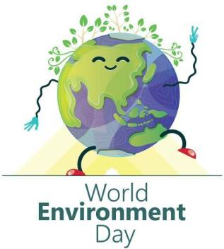 World Environment Day Sticker Poster Save Water Quotes Paper Print