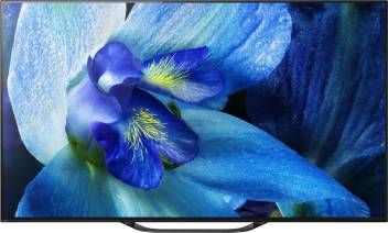 Sony Bravia A8G 138.8cm (55 inch) Ultra HD (4K) OLED Smart TV Online at  best Prices In India