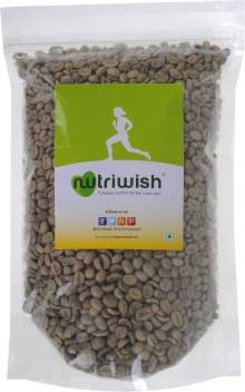 Nutriwish Green Coffee Beans Roast Ground Coffee Price In India