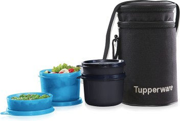 1220 ml Tupperware New Executive Office Lunch Set