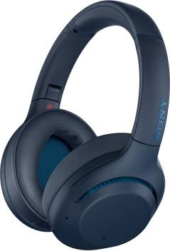 Sony Wh Xb900n Noise Cancelling Bluetooth Headset Price In India Buy Sony Wh Xb900n Noise Cancelling Bluetooth Headset Online Sony Flipkart Com