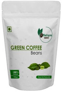 Nature Seed Green Coffee Beans 500gm Instant Coffee Price In India