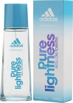 personalizado Almeja medio litro  Buy ADIDAS Pure Lightness Eau De Toilette For Women Eau de Parfum - 50 ml  Online In India | Flipkart.com