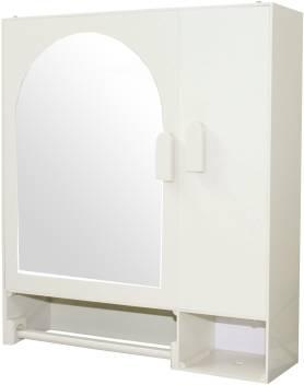 Winaco New Arc 1 Bathroom Mirror Cabinet Plastic Wall Shelf Price In India Buy Winaco New Arc 1 Bathroom Mirror Cabinet Plastic Wall Shelf Online At Flipkart Com