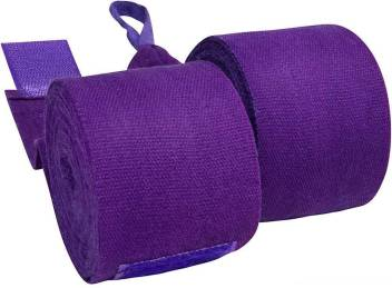 Pair Blue Meister Adult 180 Semi-Elastic Hand Wraps for MMA /& Boxing