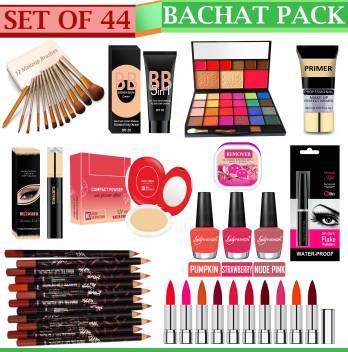 Hd Fashion 44 Pcs Professional Makeup