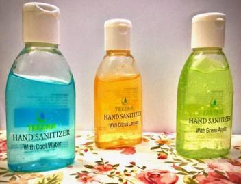 Tresna Hand Sanitizer Bottle Price In India Buy Tresna Hand