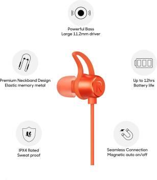 realme Buds Bluetooth Headset