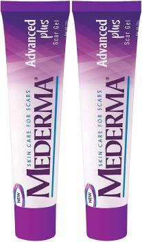 Mederma Advance Plus Scar Gel Pack Of 2 Price In India Buy