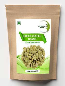 Naturewell Green Coffee Beans Unroasted For Weight Loss 900