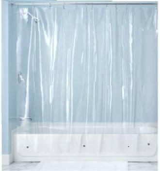 304 08 Cm 10 Ft Pvc Shower Curtain