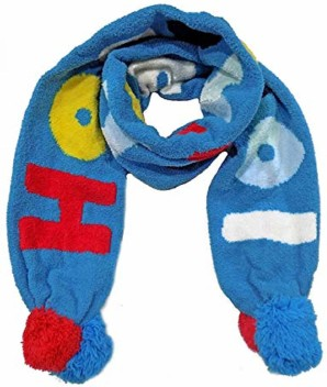 Kids Scarf Perfect Christmas Gift Muffler Winter Warm Gift For Teen