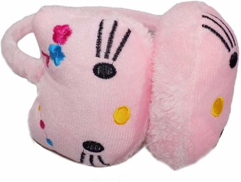 50/% OFF Kids Children Cute Animal Adjustable Band Earmuffs Ear Warmers One Size