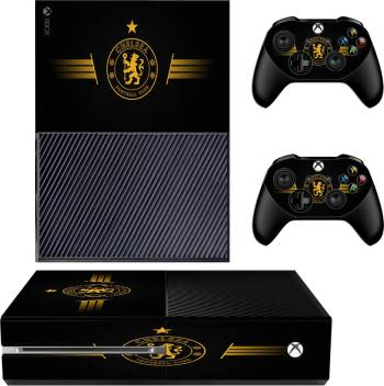 Gadgetswrap Gmcc39215 Printed Stunning Chelsea Football Club Logo Skin For One Controller Console Gaming Accessory Kit Gadgetswrap Flipkart Com